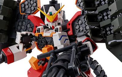 MG 1/100 Gundam Heavyarms EW [(IGEL Equipment) Re-Issue