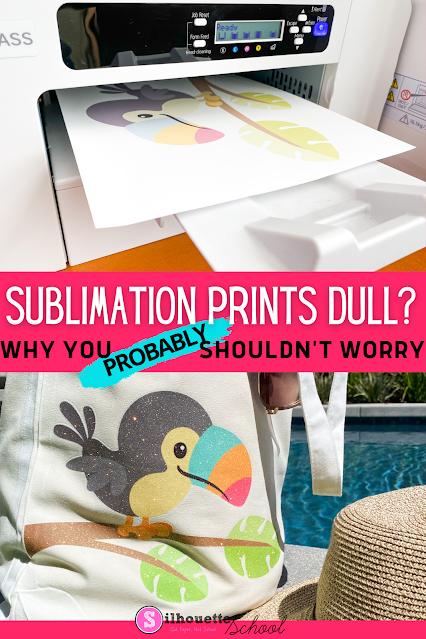 Silhouette 101, Silhouette America Blog, Sawgrass, Silhouette and Sublimation, Sublimation Printing