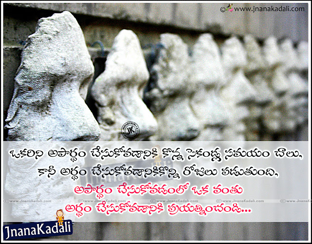 Telugu relationship Messages with Nice Images Online, Sorry Quotations in Telugu, Telugu Family Relationship Quotes and Nice Images, friendship Relationship Cool WhatsApp Pictures online, Top Telugu Good Inspirational Positive thinking Messages for Mind Change.