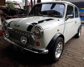 Dijual Morris Mini Matik Harga Galau