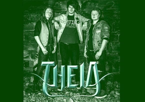 THEIA - Back In Line (2017) inside