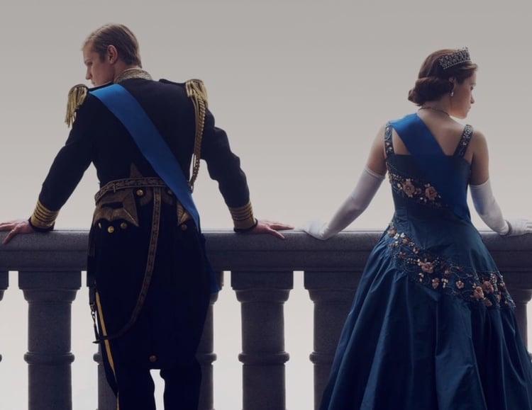 Rodzina królewska na małym ekranie, czyli The Crown.