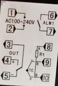 Kode slot Thermo control