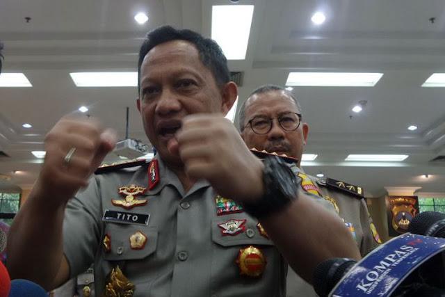 Kapolri Tito: Kasus Victor Laiskodat Cuma Masalah Bahasa