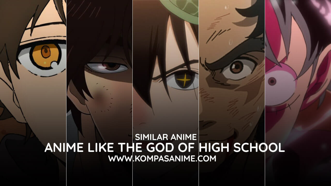 Anime Mirip The God of High School
