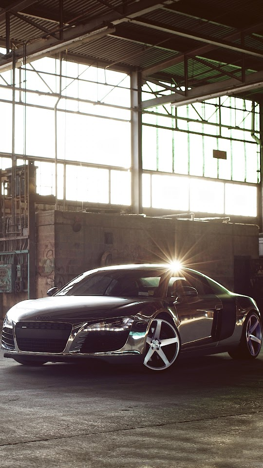 Audi R8 Metal   Galaxy Note HD Wallpaper