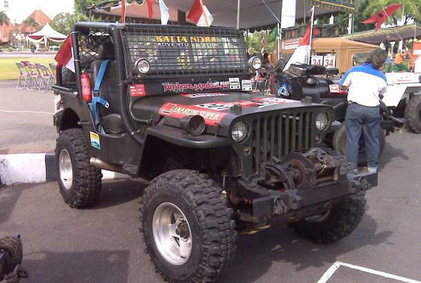 jeep, willys, adventure, petualanagan, offroad, kejuaraan, lomba, lumpur