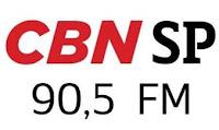 Rádio CBN 90,5 de São Paulo SP