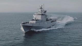 Arafura Class Offshore Patrol Vessel