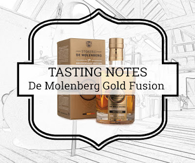 Stokerij De Molenberg Gold Fusion Gouden Carolus single malt whisky