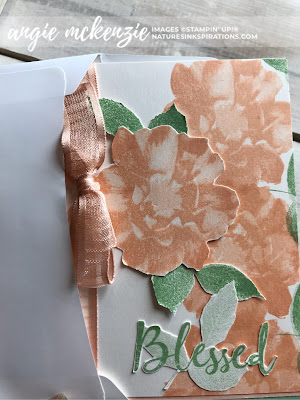 Ink & Inspiration Blog Hop - June 2019 - Focus on Tools | To a Wild Rose stamp set by Stampin' Up!® | Nature's INKspirations by Angie McKenzie