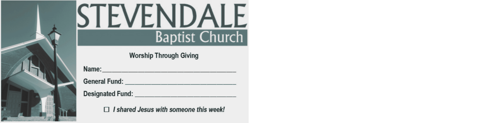 Click Here to Give Now