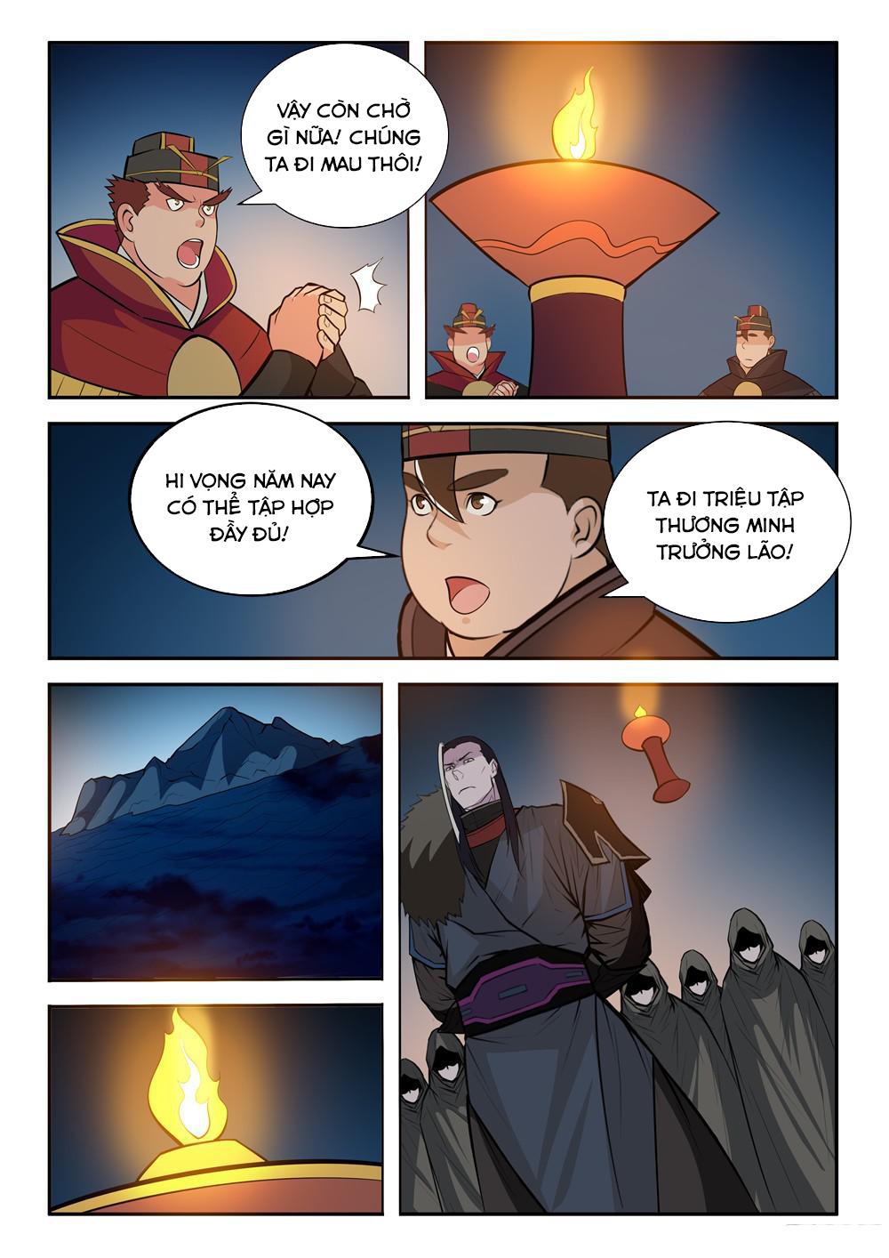 Bách Luyện Thành Thần Chapter 199 trang 15 - CungDocTruyen.com