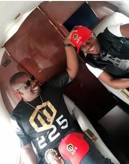 Mavin Records Crew Fly to Ivory Coast in Private Jet