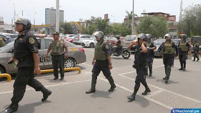 Reforma policial: Servir prevé movilizar hasta 100 gerentes públicos