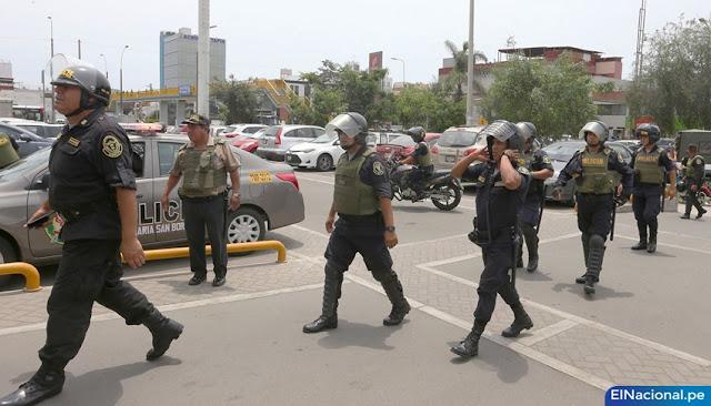 Reforma policial - Servir