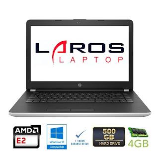 Laptop HP 14-bw009AU Baru Di Malang