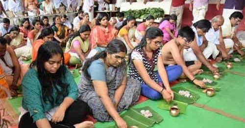 Hindu BlogPitru Paksha 2018 dates - Pitrapaksha Dedicated to Dead Parents - Pitra Visarjan in 2018