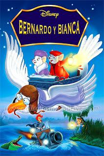 Bernardo y Bianca (1977) [Latino] [1080P] [Hazroah]
