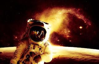 space travelers heat treats in space