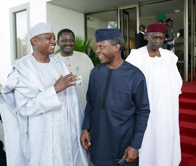 Nigeria Vice President, Prof Yemi Osinbajo