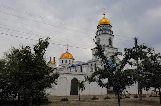 Мелітополь. Вул. Монастирська, 45. Монастир Сави Освяченого