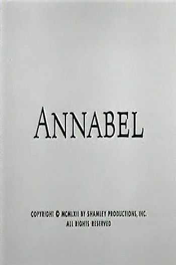youtube lied annabel