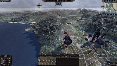 Total War Saga: Thrones of Britannia Game Screenshot 3
