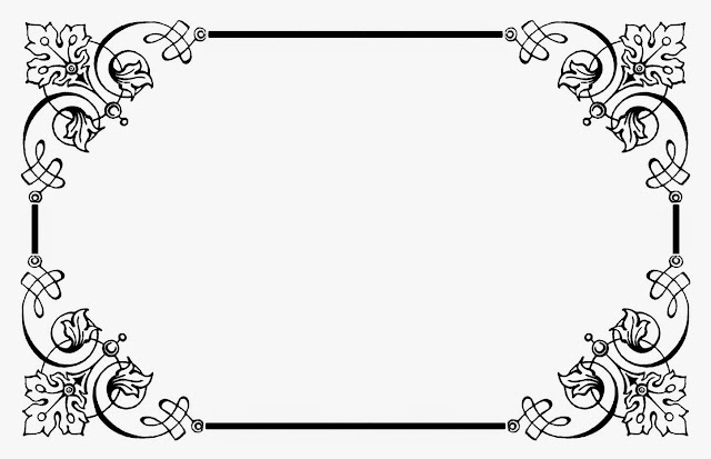 Design Border Kad Kahwin Template kad kahwin