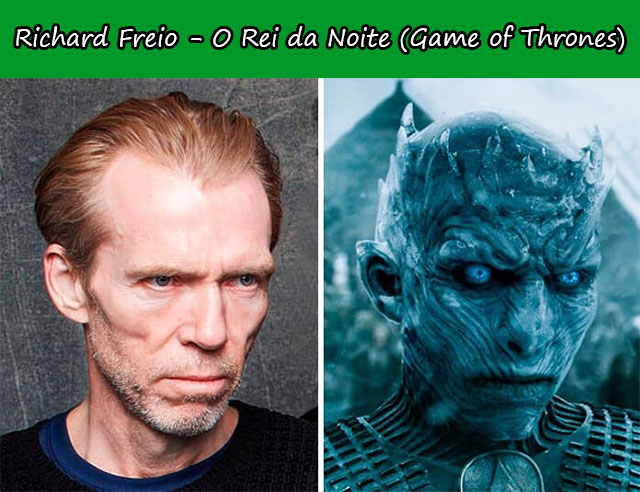 Richard Freio - O Rei da Noite (Game of Thrones)