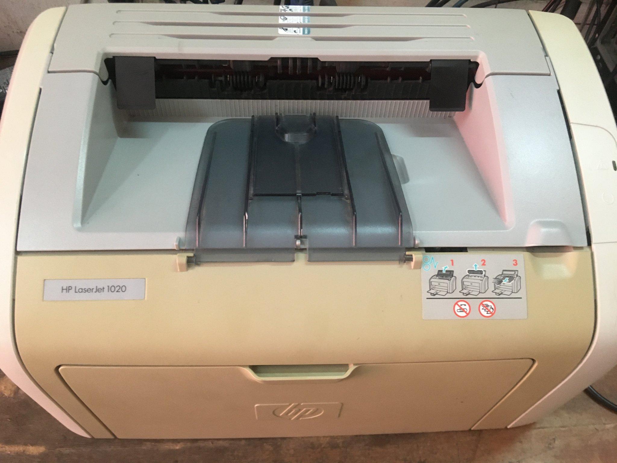 Thanh lý máy in HP 1020