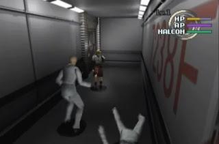 Galerians gameplay image