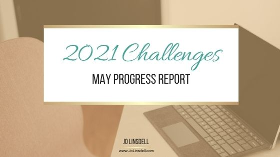 2021 Challenges: May Update