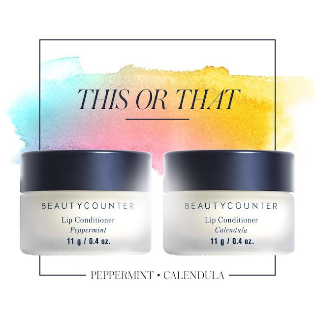 The perfect winter essential: Beautycounter lip balm.