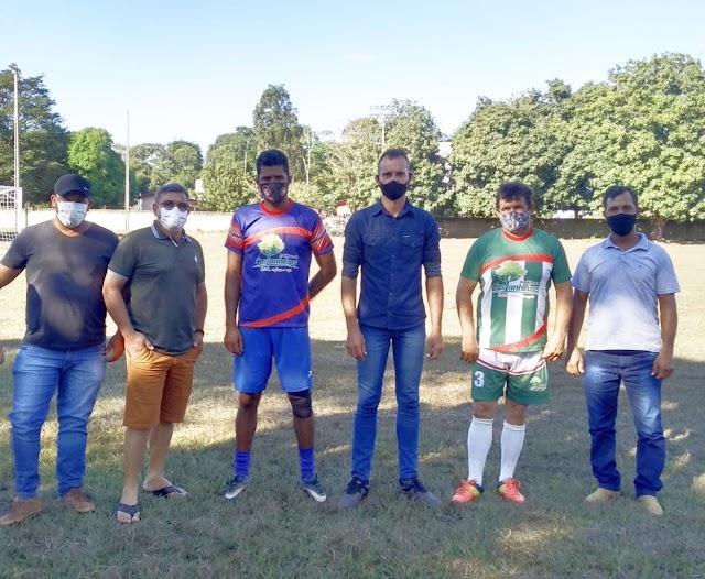 Castanheiras : em virtude da pandemia secretaria municipal de esportes realiza 1° torneio de pênalti