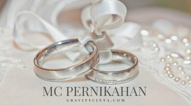 Contoh Naskah MC Acara Pernikahan Walimatul 'Ursy