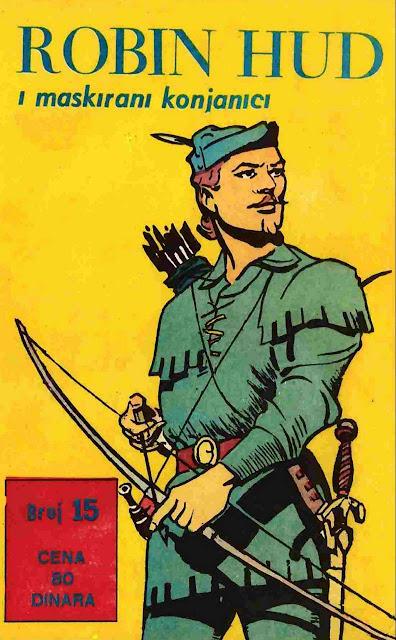 Robin Hud i Maskirani konjanici - Robin Hud