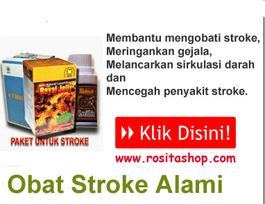 terapi pengobatan herbal stroke