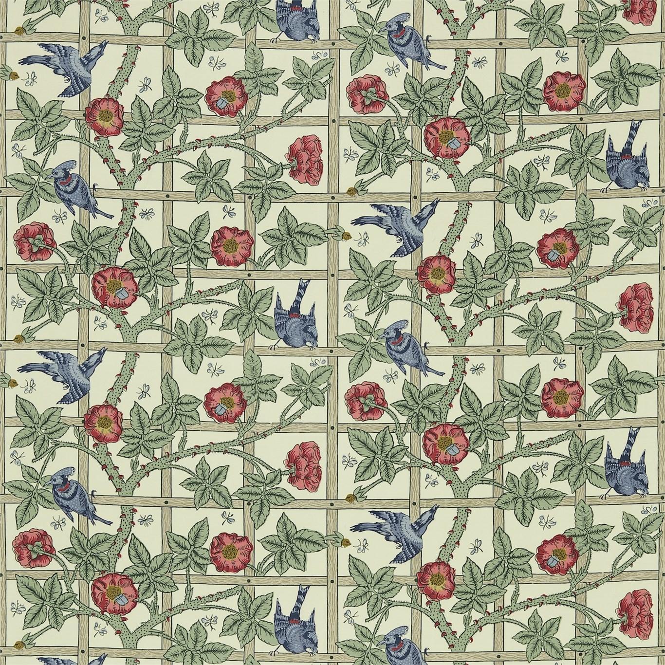 William Morris Trellis: William Morris In Quilting