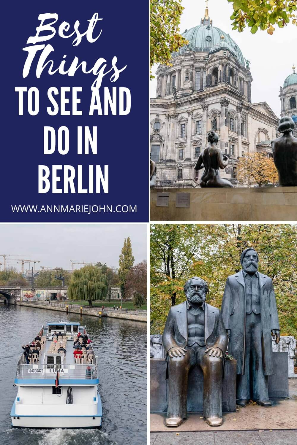 Best Things to See and Do in Berlin.
