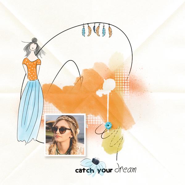 catch your dream © sylvia • sro 2018 • catch your dream by chunlin designs