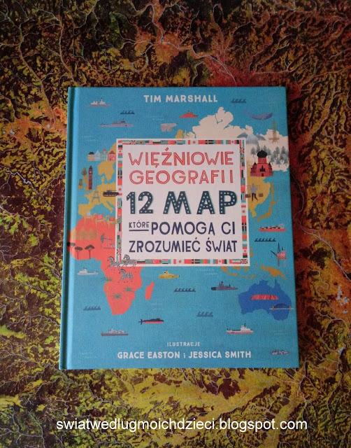 Więźniowie geografii, 12 map