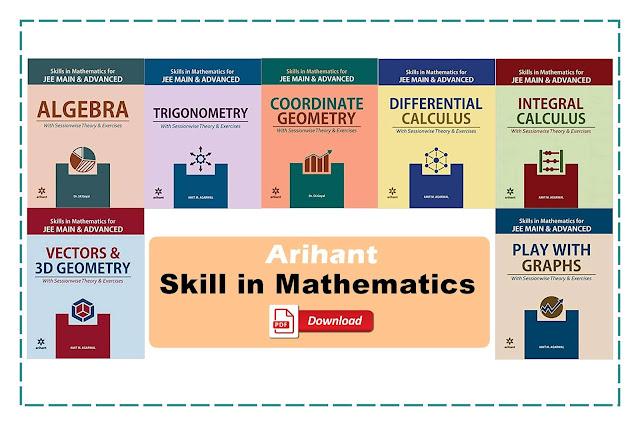 [PDF] Arihant Skills in Mathematics By Amit M Agarwal & SK Goyal   Download