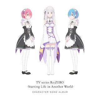 Re:Zero kara Hajimeru Isekai Seikatsu Character Song Album