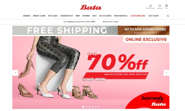 Keeping It Stylish & Comfy, Marie Claire Flats, Marie Claire Review, Sling Bag, Bata, Bata Malaysia, Bata Review, Fashion
