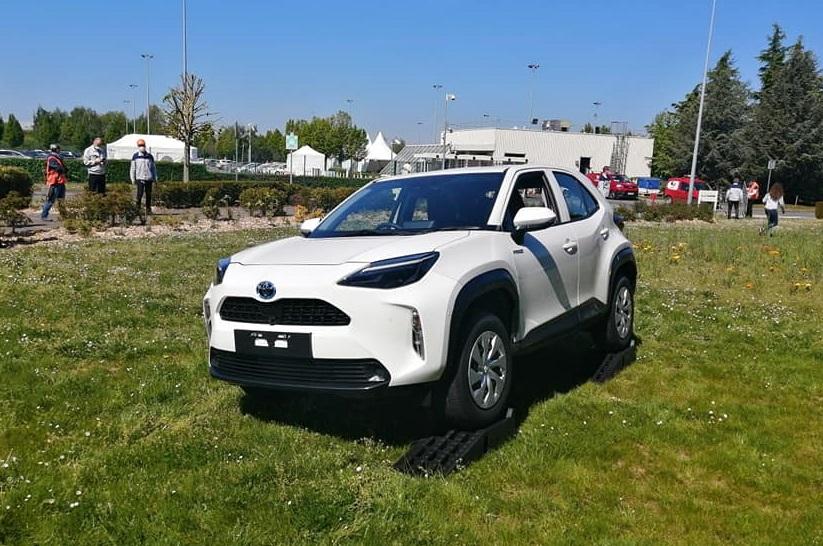 Toyota Yaris Cross (2020) 51