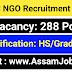 DESC NGO Recruitment 2021: Apply for 288 Posts