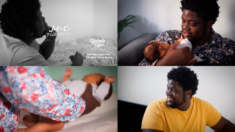Julio Cé - ¨Llegaste tú¨ - Videoclip. Portal Del Vídeo Clip Cubano. Música cubana. Canción. Cuba.