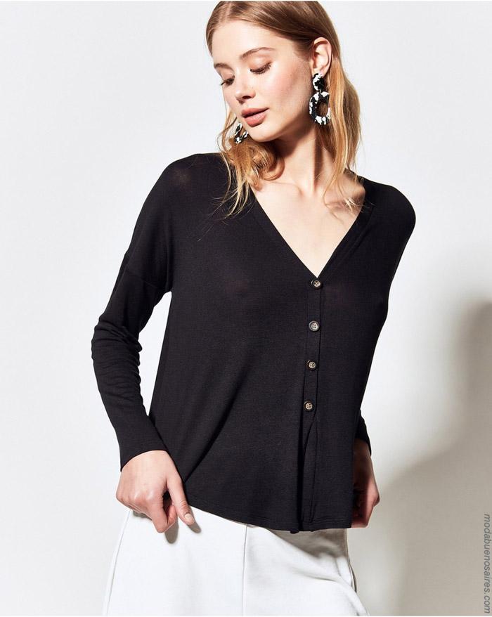 Sacos tejidos ligeros primavera verano 2020 moda mujer.