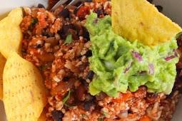 Keto Dinner | Mexican Cauliflower Rice